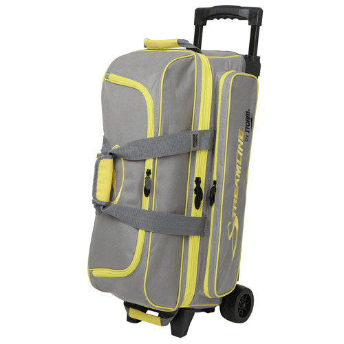 Streamline 3 Ball Roller Gray/Black/Yellow