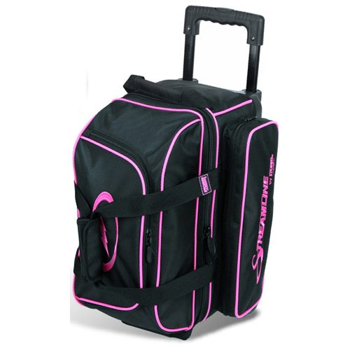 Streamline 2 Ball Roller Black/Pink