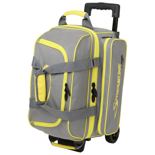 Streamline 2 Ball Roller Gray/Black/Yellow