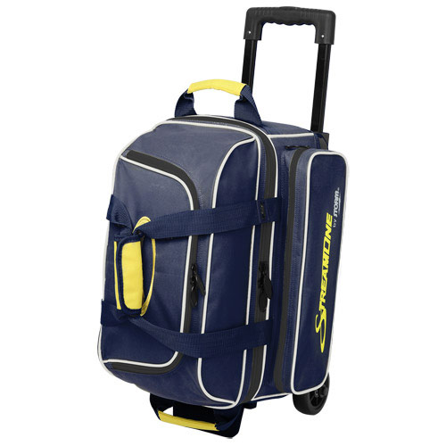 Streamline 2 Ball Roller Navy/Gray/Yellow