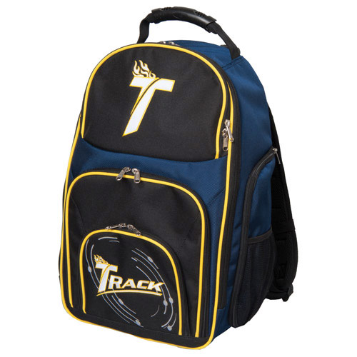Premium Backpack Black/Navy/Yellow