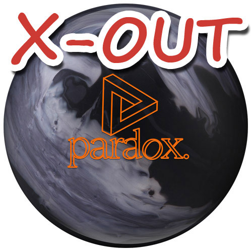 Paradox Black X-Out
