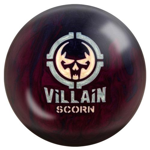 Villain Scorn
