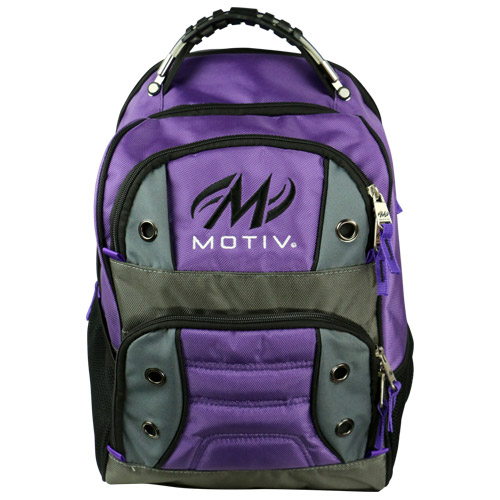 Intrepid Backpack Purple