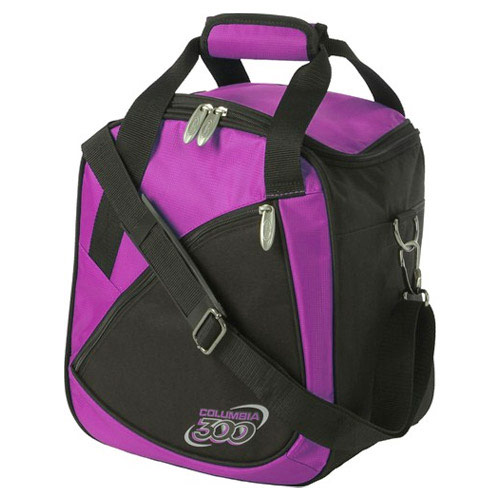 Team C300 Single Tote Purple