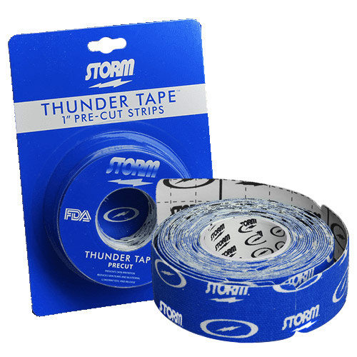 Thunder Tape Pre Cut Blue 1 Inch