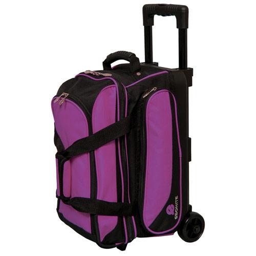 Transport II Double Roller Purple