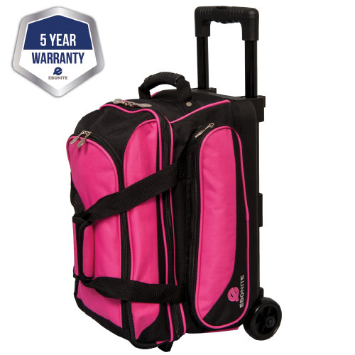 Transport II Double Roller Pink