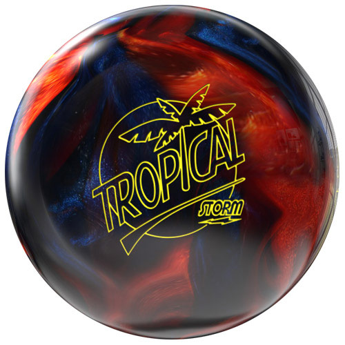 Tropical Storm Black/Cherry Hybrid
