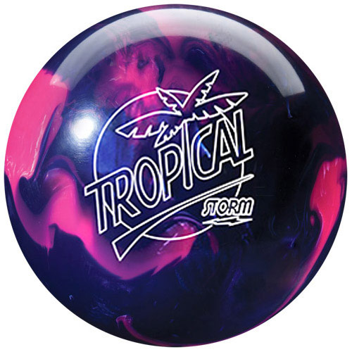 Tropical Storm Pink/Purple Pearl