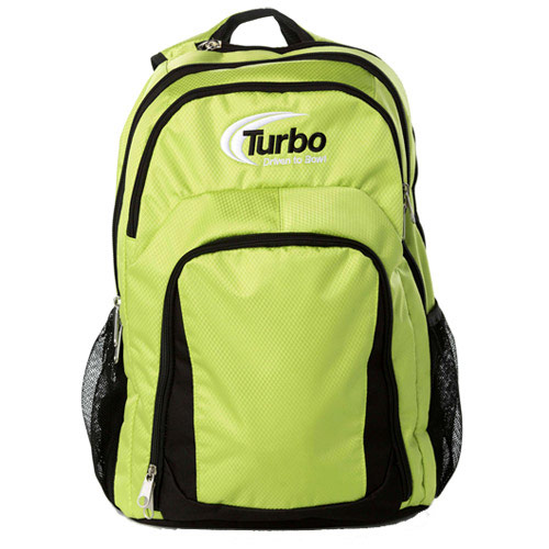 Smart Backpack Electric Lime/Black