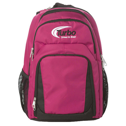 Smart Backpack Pink/White