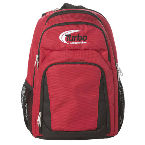 Smart Backpack Red/Black