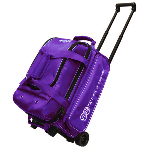 2 Ball Economy Roller Purple