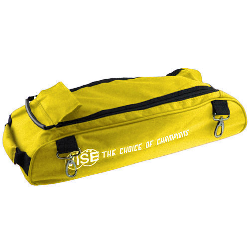 Shoe Compartment For 3 Ball Roller Yellow