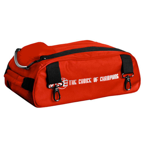Shoe Compartment For 2 Ball Bag Red