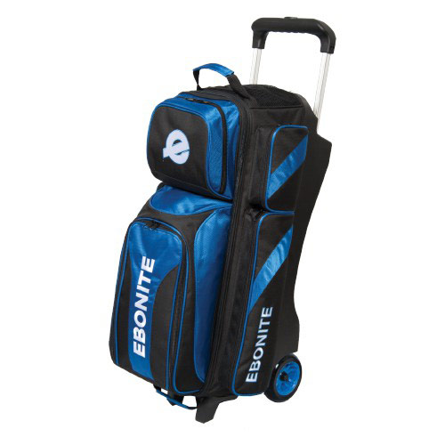 Equinox Triple Ball Roller Blue/Black