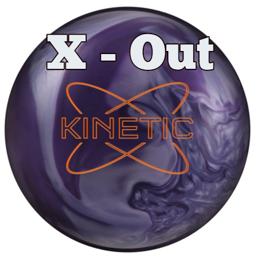 Kinetic Amethyst X-Out