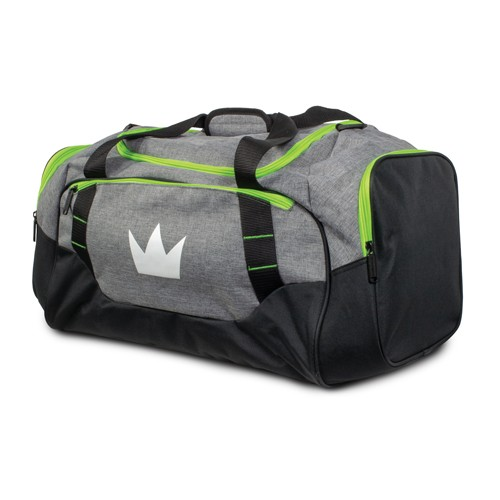 Touring duffle bag - Grey/Lime