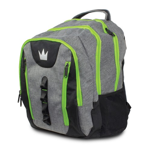 Touring backpack - Grey/Lime