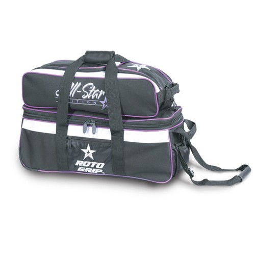 Carryall 3 ball tote - purple